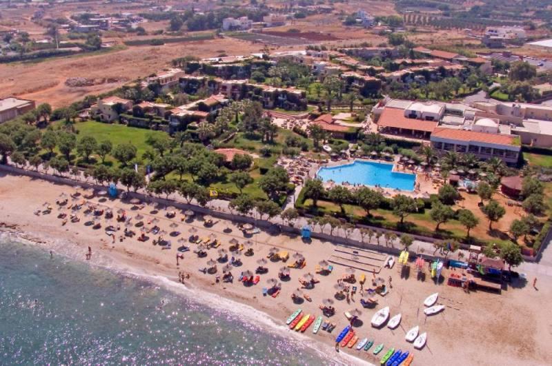 Hotel Aquis Zorbas Village - Anissaras - Heraklion Kreta
