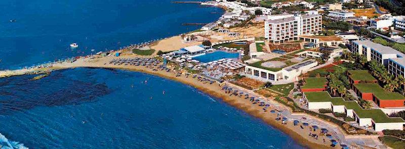Hotel Aquis Arina Sand - Kokkini Chani - Heraklion Kreta