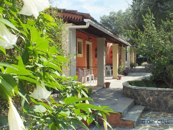 Appartementen Aristea Studios - Korakiana - Corfu