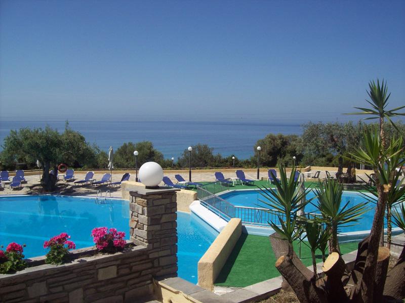 Athena Pallas Village - Elia beach - Chalkidiki