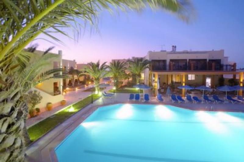 Kreta Rethymnon Atlantis Beach Hotel