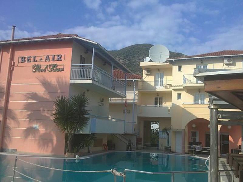 Hotel Bel Air - Nidri - Lefkas