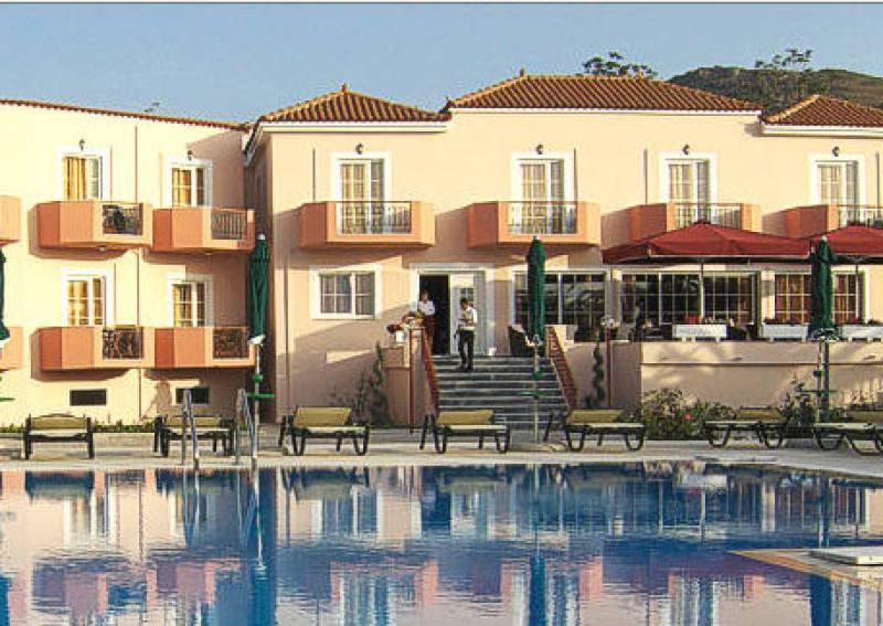 Hotel Bella Vista - Molyvos - Lesbos