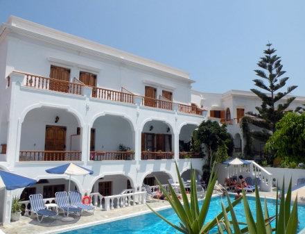 Hotel Armonia - Kamari - Santorini