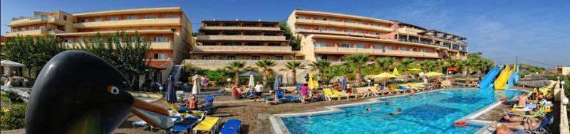 Hotel Blue Bay - Agia Pelagia - Heraklion Kreta