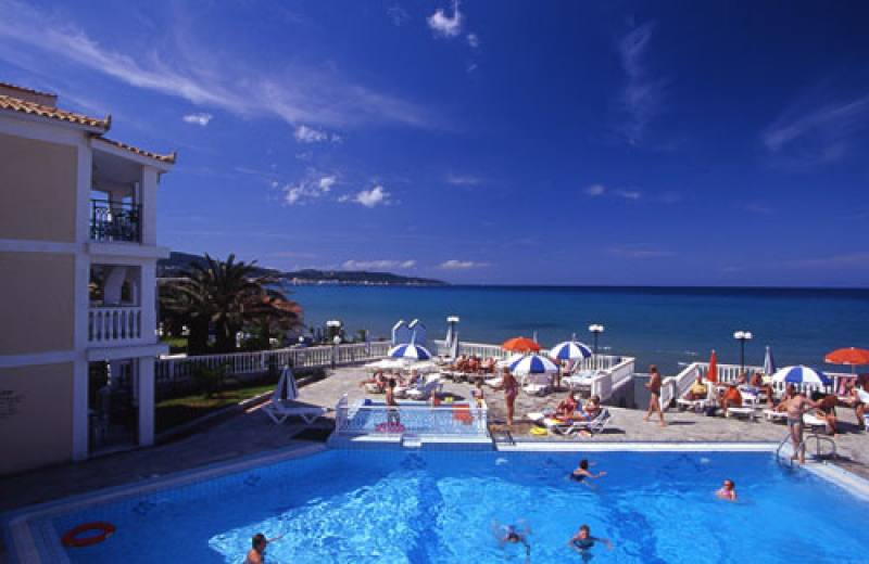 Appartementen Boletsos Beach - Argassi - Zakynthos