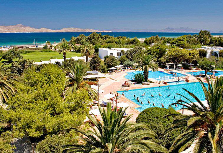 Hotel Caravia Beach - Marmari - Kos