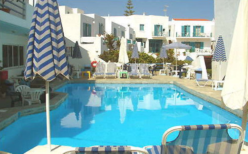Appartementen Casteli - Panormos - Rethymnon Kreta