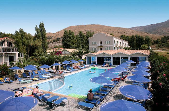 Appartementen Cavodoro - Kalamaki - Zakynthos
