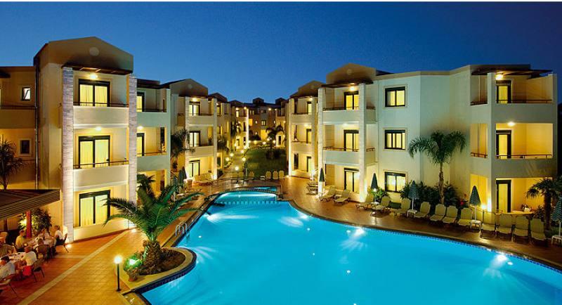 Aparthotel Creta Palm - Stalos - Chania Kreta