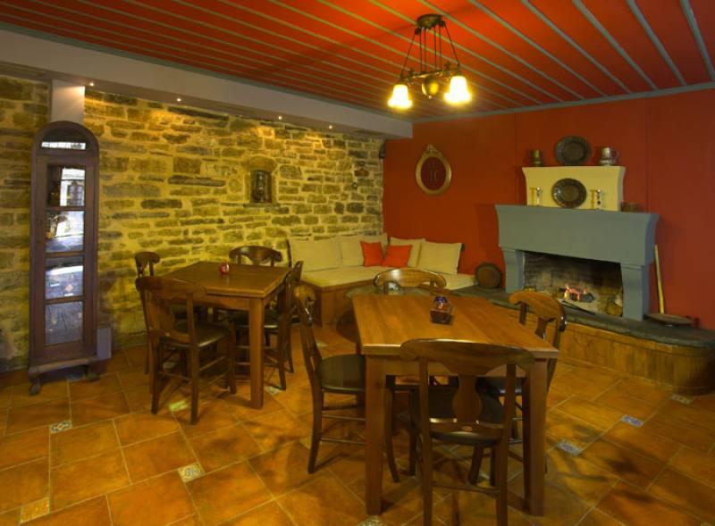 Appartementen Archontiko Dilofo - Zagoria - Ioannina