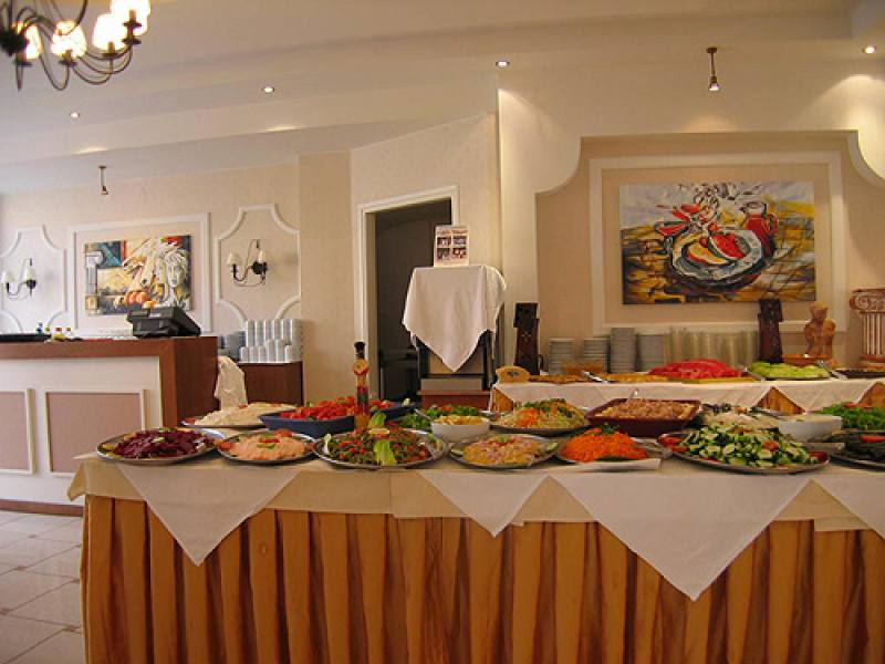 Hotel Dimitrios Village - Missiria - Rethymnon Kreta