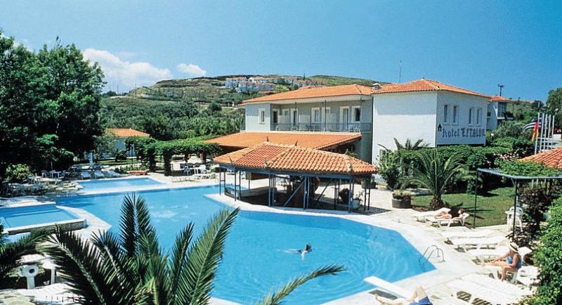 Hotel Eftalou Beach - Eftalou - Lesbos
