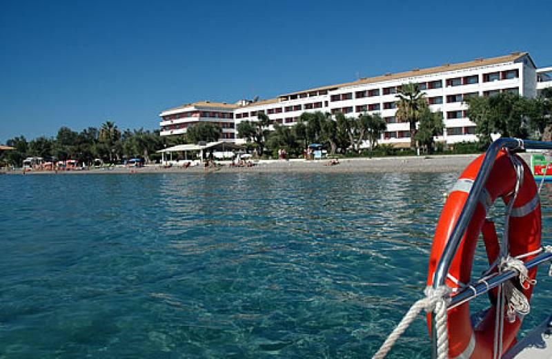 Hotel Elea Beach - Dassia - Corfu