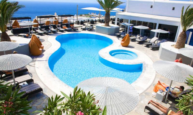 Hotel Elysium - Mykonos stad - Mykonos