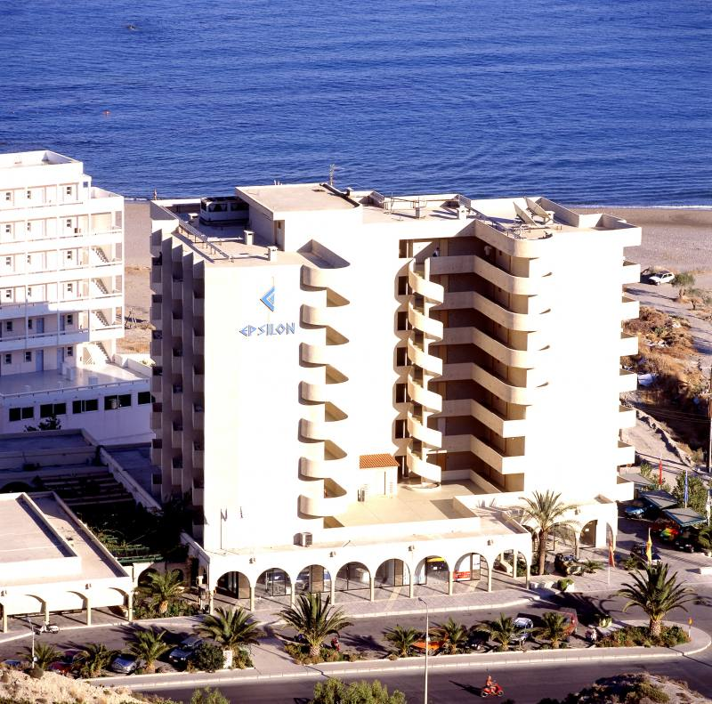 Appartementen Epsilon - Faliraki - Rhodos
