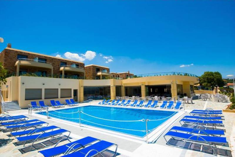 Appartementen Aegean Dream - Karfas - Chios