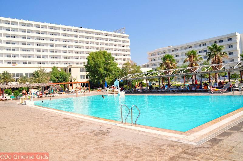 Hotel Esperides Beach - Faliraki - Rhodos