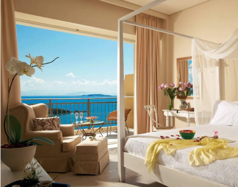 Hotel Eva Palace - Komeno - Corfu