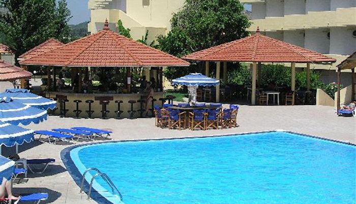 Hotel Fantasy - Kolymbia - Rhodos