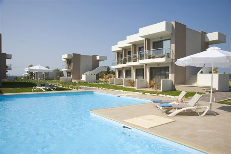Alea & Suites in Skala Prinos