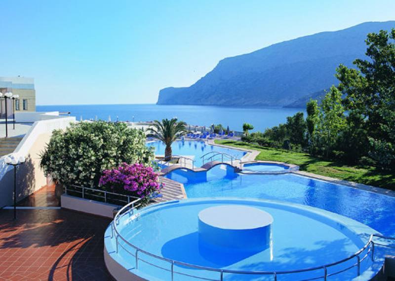 Hotel Fodele Beach - Fodele - Heraklion Kreta