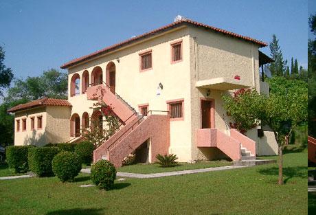 Appartementen Green Corner Villas - Danilia - Corfu