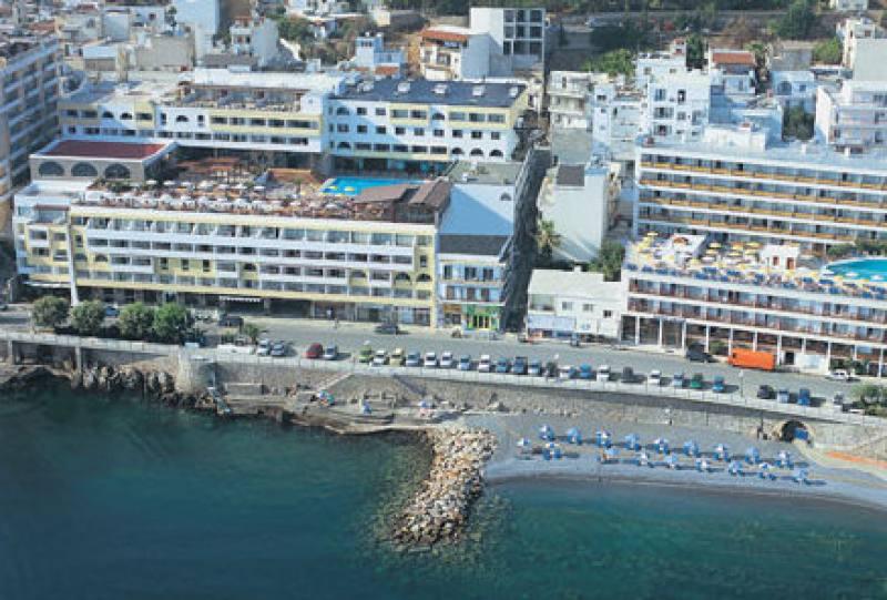 Hotel Coral - Agios Nikolaos - Lassithi Kreta