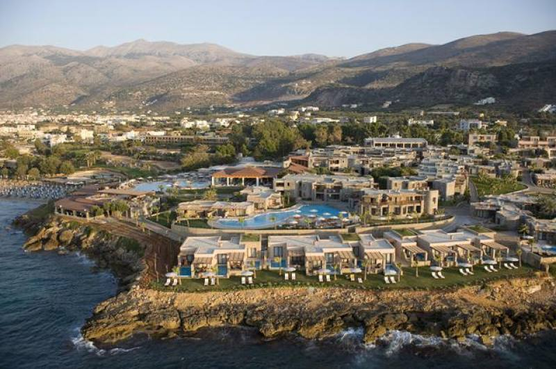 Hotel Ikaros Beach Resort - Malia - Heraklion Kreta