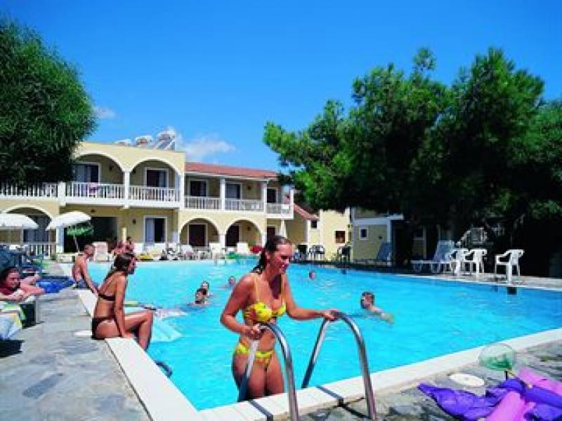 Appartementen Iliessa Beach - Argassi - Zakynthos