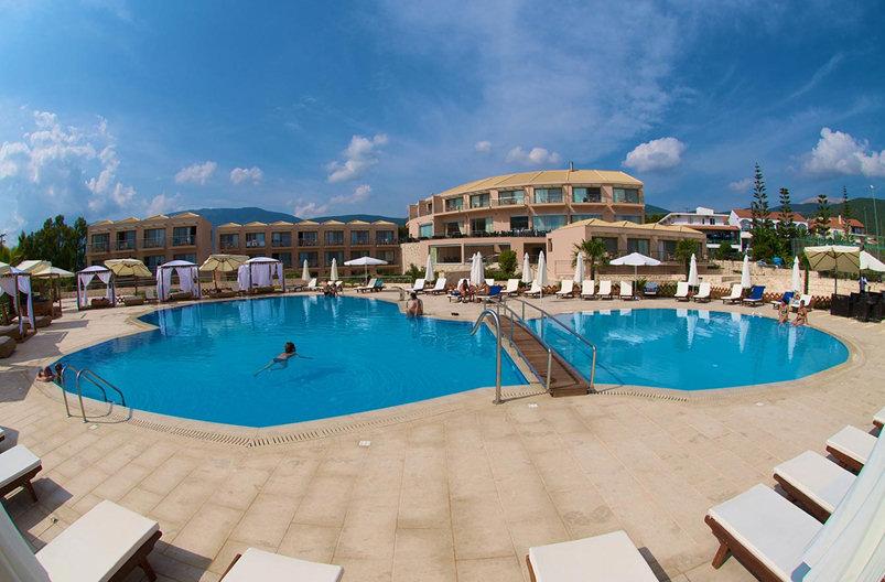 Hotel Ionian Emerald Resort - Karavomilos - Kefalonia