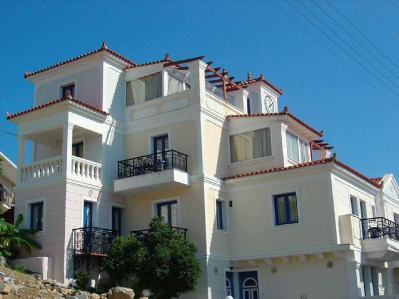 Appartementen Kalimera - Poros - Poros
