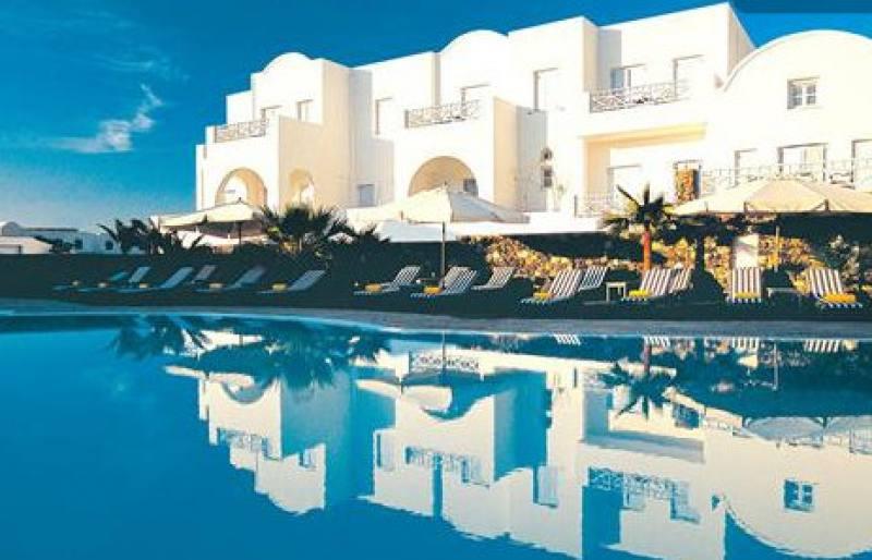 Hotel Kastelli Resort - Kamari - Santorini