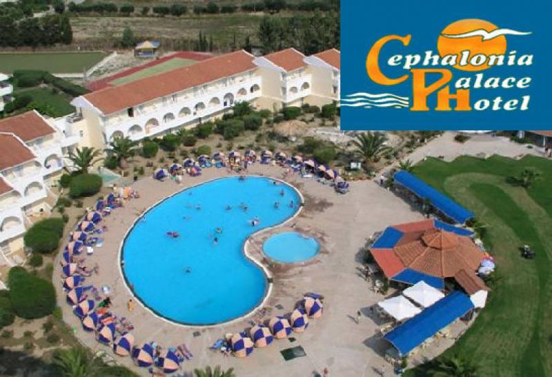 Hotel Kefalonia Palace - Lixouri - Kefalonia