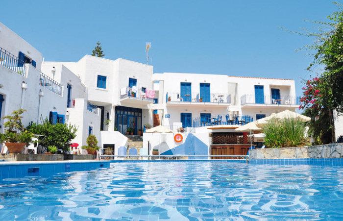 Appartementen Kirki - Panormos - Rethymnon Kreta