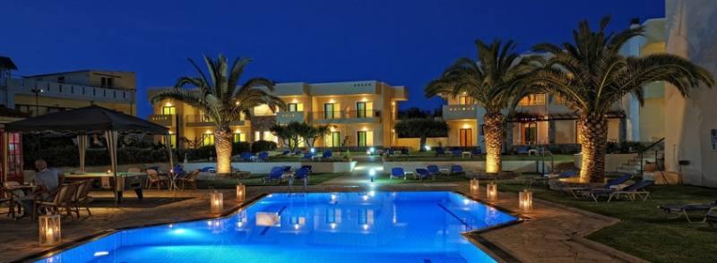Hotel Kristalli - Malia - Heraklion Kreta
