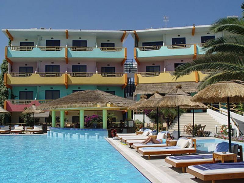 Hotel Latino Bay - Ialyssos - Rhodos