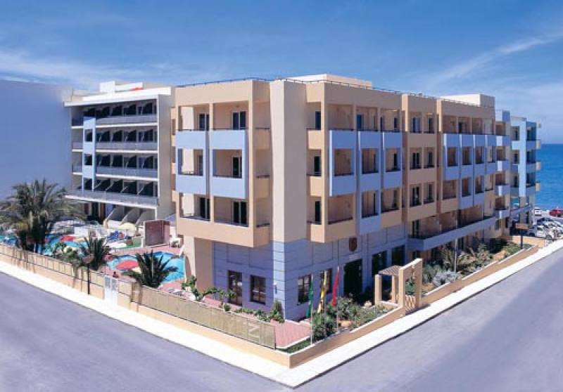Hotel Lefkoniko Bay - Rethymnon - Rethymnon Kreta