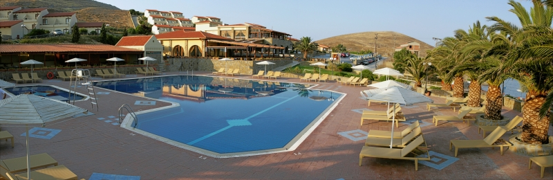 Lemnos Village in Platy