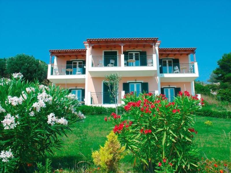 Appartementen Liberatos Village - Lassi - Kefalonia