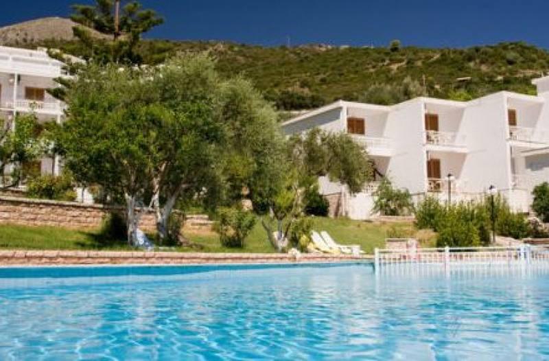 Hotel Lichnos Beach - Parga - Preveza