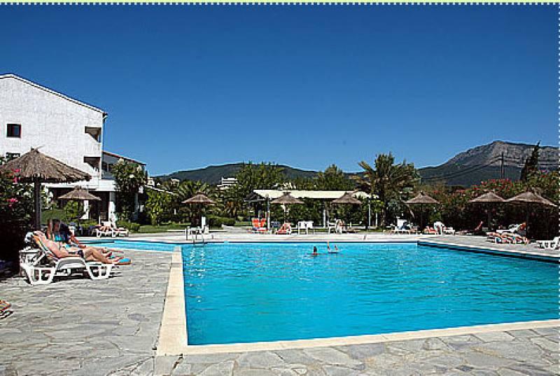 Hotel Livadi Nafsika - Dassia - Corfu