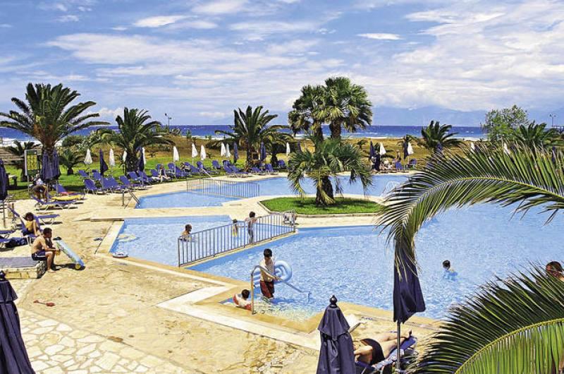 Hotel Lti Miraluna Village - Kiotari - Rhodos