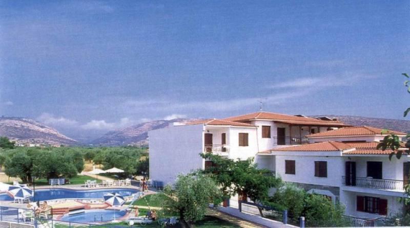 Appartementen Makedonia - Potos - Thassos