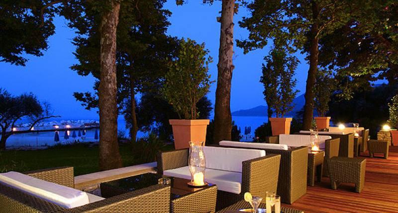 Hotel Makryammos - Thassos stad - Thassos