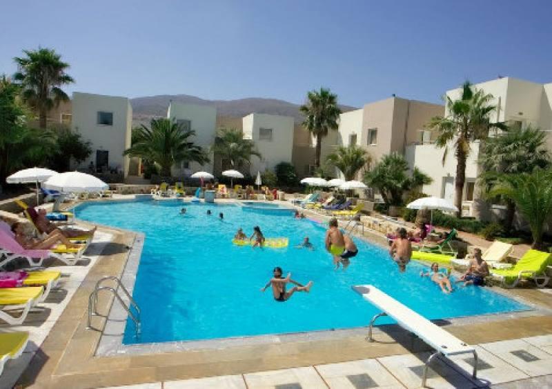 Appartementen Meropi - Malia - Heraklion Kreta