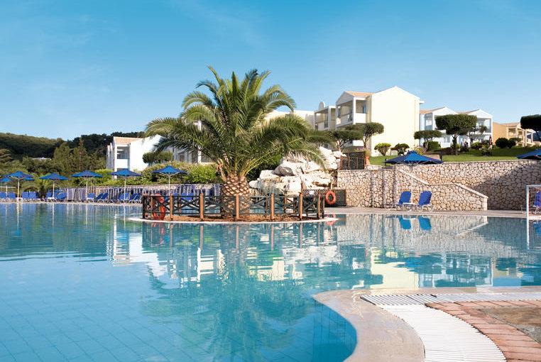 Hotel Mareblue Beach Resort - Agios Spyridon - Corfu