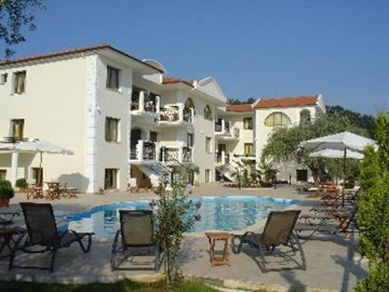 Appartementen Maryan Epavlis - Thassos stad - Thassos