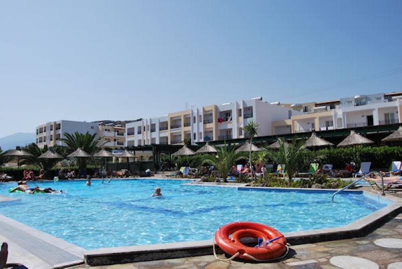 Hotel Mediterraneo - Chersonissos - Heraklion Kreta