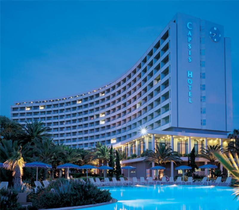Hotel capsis hotel ixia trianda rhodos for Hotels 5 etoiles